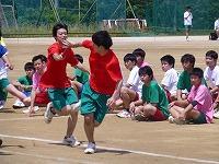 クラス対抗リレー(男子)